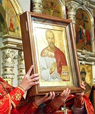 В Храме-на-Крови состоялось прославление в лике святых врача-страстотерпца Евгения Сергеевича Боткина