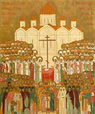 Собор новомучеников и исповедников Церкви Русской отметят в Екатеринбургской епархии