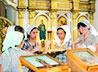 Подследственные СИЗО-5 приняли таинство Крещения