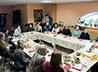 Участники Библейского кружка продолжили изучение Нагорной проповеди