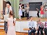 Спектакль «Дети войны» и праздничный концерт подготовили гимназисты к Дню Победы