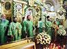 7 июля кафедральный Иоанно-Предтеченский собор встретил свой престольный праздник