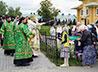 Паломники Екатеринбургской епархии вновь посетили «Дивное Дивеево»