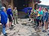 Скаутский отряд св. Сергия Радонежского совершил трехдневный поход