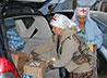Сотрудники Службы милосердия посетили пункты временного размещения беженцев в уральских городах