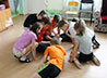 Добровольцы епархиального социального отдела посетили детей в реабилитационном центре