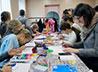 День народного единства в п. Цементном отметили детско-родительским творчеством