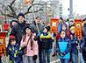 Воспитанники ЦПШ Екатеринбургской епархии почтили Казанскую икону Божией Матери крестным ходом