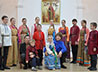 11 декабря Патриаршее подворье приглашает на концерт детского фольклорного ансамбля «Сылышки»
