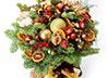 Конкурс на лучший рождественский букет объявили в Скорбященском монастыре