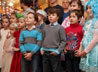 Детям военнослужащих устроили новогодний утренник