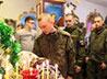 Рождество Христово воины-ракетчики ЗАТО Свободный встретили в гарнизонном храме
