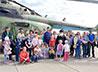 Выпускники Покровской воскресной школы побывали с экскурсией в военной части