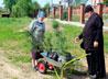 Победителем конкурса по озеленению территории снова стал Державный приход п. Рефтинский