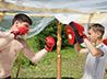 Спортивные сборы в Верхних Сергах научили мальчишек мужеству