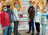Фонд «Синара» передал для свердловских волонтеров бактерицидные рециркуляторы