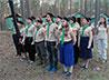 Завершилась работа лагеря объединения молодежных отрядов НОРД «Русь»