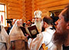 В отдаленном микрорайоне Асбеста освятили новый Успенский храм