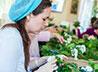 Школе храмовой флористики города Екатеринбурга исполнилось 3 года