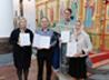 Серовских священников и волонтеров наградили за труд в период пандемии