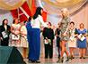 В День учителя краснотурьинских педагогов поздравляли всем миром