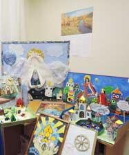 В Екатеринбургской епархии проходит детский творческий конкурс «Град святой Екатерины»