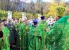 Престольный праздник встретил храм Сергия Радонежского в Новоуральске