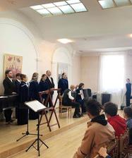 В центре «Царский» открывается новый концертный сезон