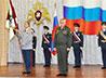 Состоялась церемония вручения штандарта командующему Уральским округом национальной гвардии РФ