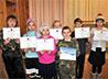 Ученики экспериментальной школы храма на Семи Ключах награждены дипломами Международной олимпиады