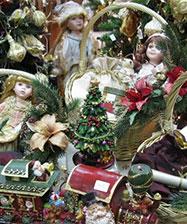 С 10 декабря в Екатеринбурге проводится православная ярмарка «Рождественский подарок»