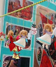 В Екатеринбурге пройдет VI православная ярмарка «Рождественский подарок»