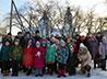 Воспитанники Скорбященского монастыря посетили Верхотурье
