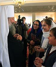 14 февраля митрополит Кирилл проведет встречу с православной молодежью Екатеринбурга