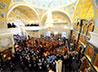Более 800 участников Парада Победы приняли участие в Литургии в Свято-Троицком кафедральном соборе Екатеринбурга