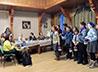 В первые дни каникул воспитанники храма свт. Луки Крымского посетили телеканал «Союз»