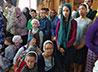 День Вознесения Господня воспитанники храма на Семи Ключах провели на Вознесенском подворье