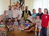 Семейный дом «Радость моя» готовится к первому юбилею