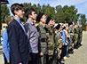 Воспитанники Исетского казачьего кадетского корпуса сдали нормативы по физической подготовке