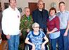 Тавдинскому ветерану подарили инвалидное кресло