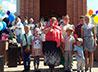 Во время летних каникул педагогическая работа с воспитанниками ЦПШ продолжалась
