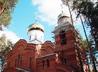 В строящемся храме святителя-врача готовятся к подключению централизованного отопления