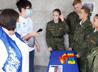 Екатеринбургские кадеты поучаствовали в квесте «Дальневосточная Победа»
