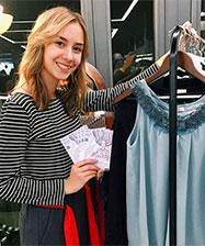 Первый в Екатеринбурге благотворительный магазин одежды «Носи добро» открывает Православная служба милосердия