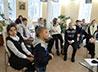 Воспитанники Миасского детского дома побывали с паломничеством в храме целителя Пантелеимона