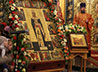 День Св. Екатерины уральцы отметили Крестным ходом и побывали на благотворительном концерте солиста Большого театра Владимира Маторина