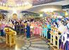 Диплом победителя хорового фестиваля получил коллектив Свято-Симеоновской гимназии