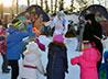 Детский праздник организовали в Рождество Христово в Скорбященском монастыре