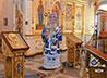 Преосвященный Мефодий отметил ровно год епископского служения на Каменской кафедре