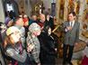 Выставка памяти пострадавших за веру открылась в Свято-Троицком соборе Каменска-Уральского